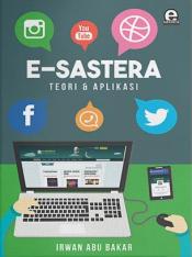 e-sastera teori & Aplikasi-cover depan